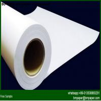 China 58 60 64g LWC Light Weight Coated Art Paper for Printing on sale