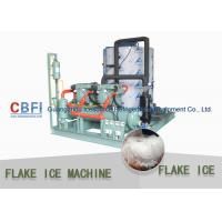 Wholesale Pharmaceuticals Industrial Flake Ice Machine 1 mm - 2 mm Flake Ice Making Machine from china suppliers