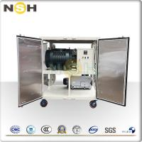 Wholesale High Vacuum Pump Unit Transformer Pumping Speed 108 ~ 2160 M³/H Compact Structure from china suppliers