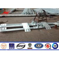 Wholesale 8ft - 23ft Angle Channel Bracket Electric Power Tower Accessories For 69kv Transmission from china suppliers