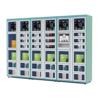 Wholesale Airport / Station Automated Locker Vending Machines with Remote Control Function from china suppliers
