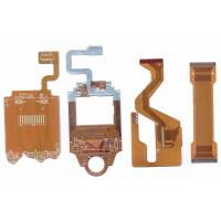 Wholesale RA / ED Copper Flexible Printed Circuit Board Of Epoxy / Teflon / Kapton Polyimide Base from china suppliers