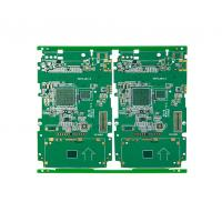 Wholesale 6 Layers Multilayer PCB Board FR4 With Impedance Control ENIG from china suppliers