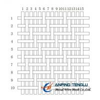 Buy cheap SS304, SS316 Series Five Heddle Weave Wire Mesh With Excellent Flow Rate from wholesalers