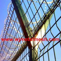 Wholesale Cottage security fence/razor barbed blade fencing/anti-climbing fence from china suppliers