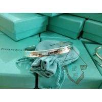 Wholesale Tiffany 925 Silver 1837 bangle from china suppliers