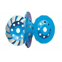 Wholesale Metal Diamond Polishing Pads For Concrete , 4 inch Polishing Pad from china suppliers