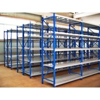 Wholesale 6 Levels Powder Coated Metal Racking Systems For Archiving Storage from china suppliers