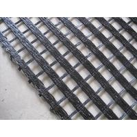 Wholesale Corrosion Resistance Asphalt Reinforcement Geogrid , Mining Ground Reinforcement Mesh from china suppliers