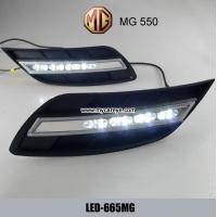 Wholesale MG 550 DRL LED Daytime Running Light automotive led light kit for sale from china suppliers