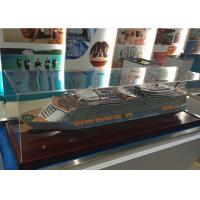 Quality Portable Oasis Of The Seas Model Navigator Of The Seas Cruise Ship Series for sale