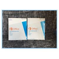 Wholesale Ms Office Home And Business Microsoft Office 2013 Retail Box Medialess Win English from china suppliers