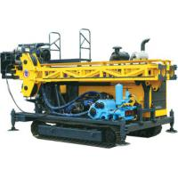 Quality Full Hydraulic Core Drilling Rig Mounted Trailer Crawler Type for sale