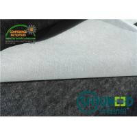 Wholesale 50% Polyester 50% Nylon Lightweight Fusible Interfacing Material Eco - Friendly from china suppliers