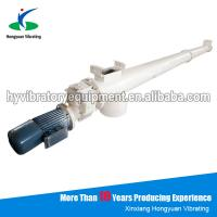 Wholesale Large capacity screw conveyor for powder / pellet from china suppliers