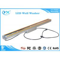 Wholesale Building 36W led wall washer lights  , Interior Driver wall wash lighting Custom Length from china suppliers