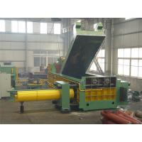 Quality Scrap Press Machine / Hydraulic Metal Baler For Waste Aluminum , Stainless Steel Y81T Series for sale