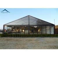 Wholesale Spacious Garden Party Canopy Wedding Canopy Tent  Aluminium Structure from china suppliers