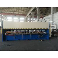 Quality V Cutter CNC Grooving Machine Hydraulic 3.2m Long Table CE Standard for sale