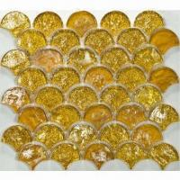 Wholesale Wall Tiles, Yellow Mixture with Sparkle and Pure Color from china suppliers