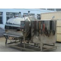 Wholesale Beverage / Liquid Milk  Processing Machinery CIP Cleaning System High Efficiency from china suppliers