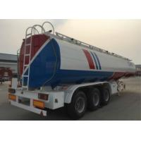 Wholesale 55cbm CIMC Fuel Tank Trailer Explosion - Proof Fuel Transfer Trailer from china suppliers