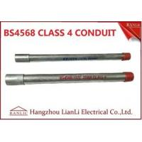 Wholesale Electrical BS4568 Gi Conduit Pipe 4 With Maximum Size Up to 150mm from china suppliers