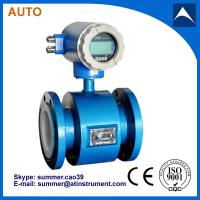 Wholesale electromagnetic industrial wastewater flowmeter with low cost from china suppliers