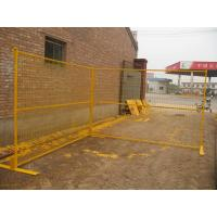 Wholesale canada temporary fence from china suppliers
