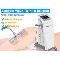 Wholesale Body Reshaping Acoustic Wave Therapy Machine , Shockwave Therapy For Knee Pain from china suppliers