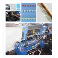 roller blinds curtains plastic ball chain making machine
