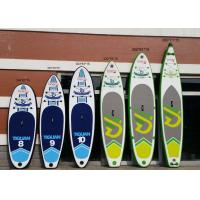 Wholesale Inflatable Surfing Board PVC Inflatable Boat For Pool Lake Water Sport from china suppliers