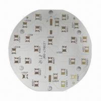 Wholesale Aluminum Board with 1oz Copper Thickness, ENIG Surface Finish from china suppliers
