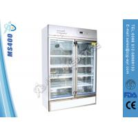 Wholesale Two Doors Pharmaceutical Refrigerator With Big Volume , Medicine Freezer from china suppliers