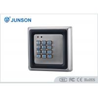 Wholesale Metal Case Standalone RFID Keypad Single Door Access Control With Card Reader from china suppliers
