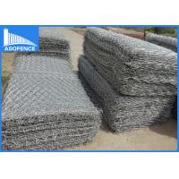 Quality Stainless Steel Wire Gabion Baskets Durable with Corrosion Resistance for sale