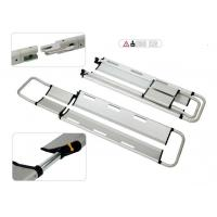 Wholesale Custom Emergency Rescue Safety Patient Aluminum Alloy Scoop Medical Stretchers from china suppliers