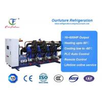 Wholesale R404a Danfoss scroll type parallel compressor racks for seed fresh keeping from china suppliers