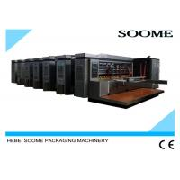 China High Definition Print And Die Cut Machine For Printing Word And Image on sale