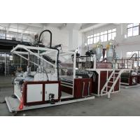 Wholesale Double Layers Stretch Film Machine High Speed SLW - 600 / 1000 / 1500 from china suppliers