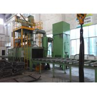 Wholesale Solid Square Dust Cleaning Machine / Industrial Shot Blasting Equipment from china suppliers