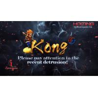 Buy cheap Fishing Game Machine Newest Product | 3D KONG Fishing Arcade Table Game Machine For HomingGame from wholesalers