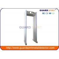 Wholesale Airport Security Metal Detector Gate Walk Through Guard Spirit from china suppliers