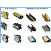 Wholesale Kitchen Cabinet Door Frame Aluminium Extrusion Profiles from china suppliers