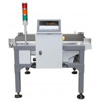 Quality Food Processing Check Weigher Machine with 10inch TFT Screen for sale