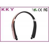 Wholesale Wireless Bluetooth Earphone PC Headset with Sleek Design and Comfortable Fit from china suppliers