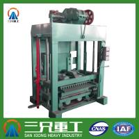 Wholesale Multi-functional 2014 New Design Automatic Concrete Hollow Block Making Machine from china suppliers