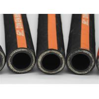 "Wholesale 420 bar Cloth Surface 4 Wire Hydraulic Hose ID 3/8 - 2"" SAE 100 R15 from china suppliers"