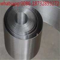 Wholesale stainless steel wire mesh/302 stainless steel wire mesh/302 Magnetic Stainless Steel Wire Mesh from china suppliers
