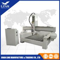 Wholesale 3kw Water Cooling Spindle , Taiwan TBI  Ball screw , wood carving Cnc Router from china suppliers
